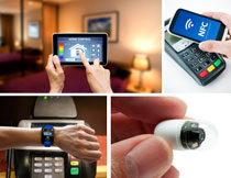 Short range wireless applications